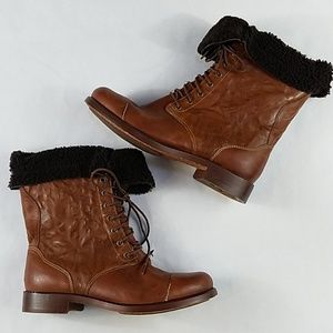 NWOB Timberland Combat Style Boots 7